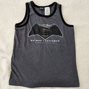 Other - Batman Sleeveless Top